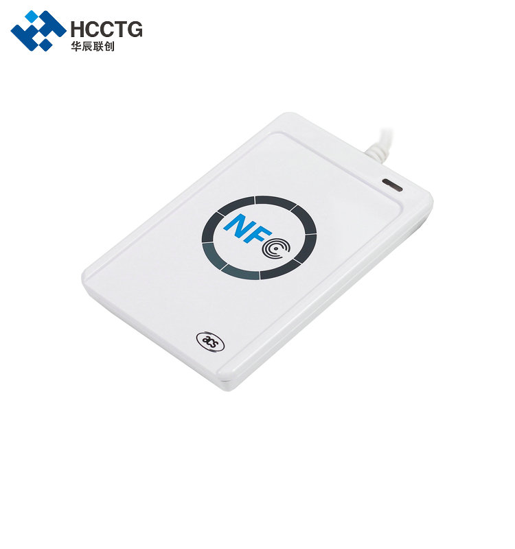 NFC ACR122U RFID Contactless Smart Reader & Writer/USB SDK 5pcs Mifare IC memory Card/Tag access control contactless 14443a smart ic card reader for mifare nfc203 213 216 with usb nfc reader