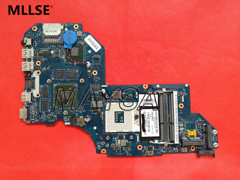 Original 686930-001 Main board Fit for HP PAVILION M6 M6-10000 series Notebook PC Mother board 7670M 2GB,  100% working original 615842 001 motherboard fit for hp cq32 g32 series notebook pc main board 100% working
