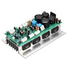 AIYIMA SanKen1494/3858 เครื่องขยายเสียง 450W + 450W 2.0 สเตอริโอช่อง AMP Mono 800W เครื่องขยายเสียง AC24 36V