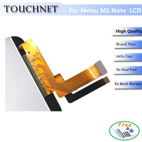 Meizu M1 Note LCD Screen 100 Original LCD Display Digitizer Touch Screen Assembly For Meizu M1