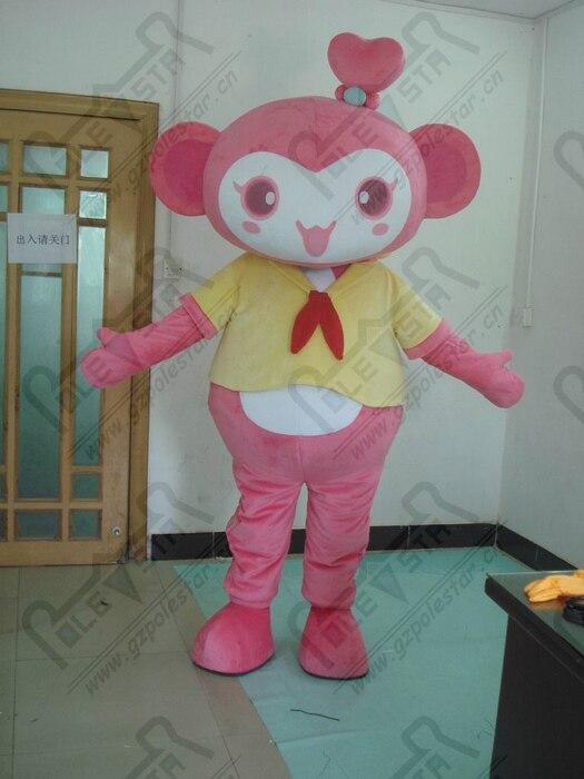 Горячая Распродажа обезьяна маскарадный костюм мультфильм животных обезьян костюмы