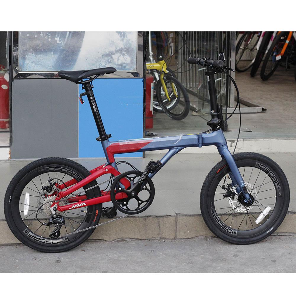 JAVA NEO alloy folding bike (1)