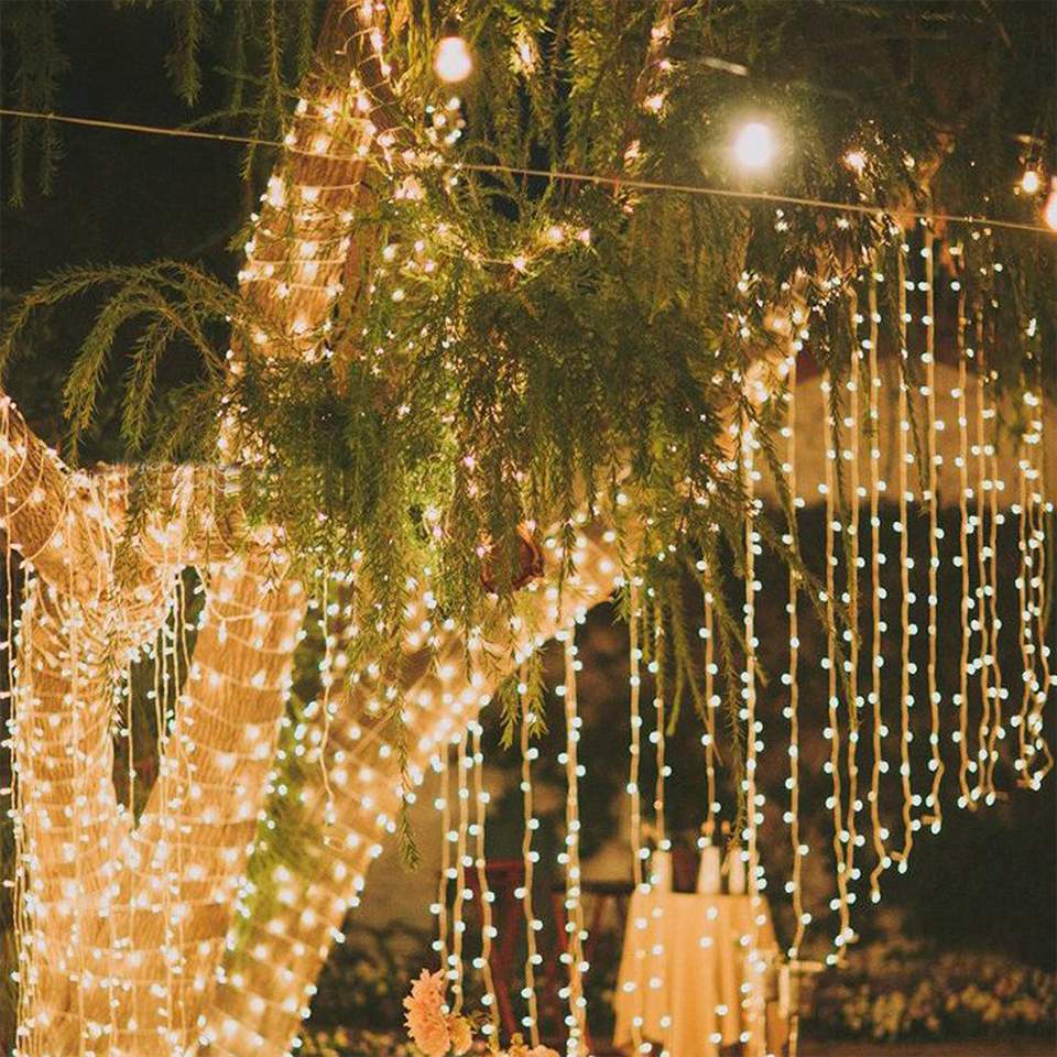 Tronzo diy tree led light ornament 4m multicolor icicle curtain tronzo diy tree led light ornament 4m multicolor icicle curtain party wedding decoration lights for home 2017 eu plug in party diy decorations from home junglespirit Gallery