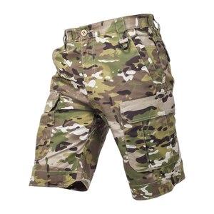 Image 4 - Khu Vực 7 2020 Mùa Hè Mới Nam Ngụy Trang Chiến Thuật Hàng Hóa Váy Nam Silm Làm Việc Quần Short Người Quân Quân Sự Ngắn Quần