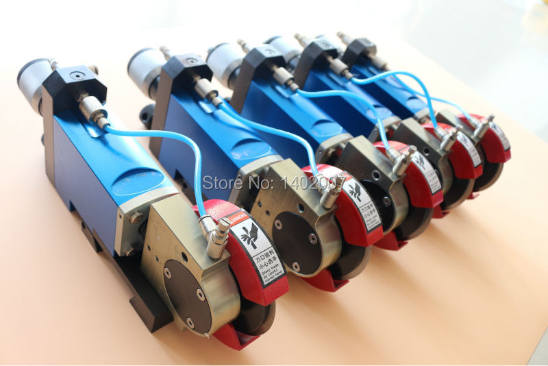Rubber and Leather slitting blade holder, pneumatic cutting blade holder  цены