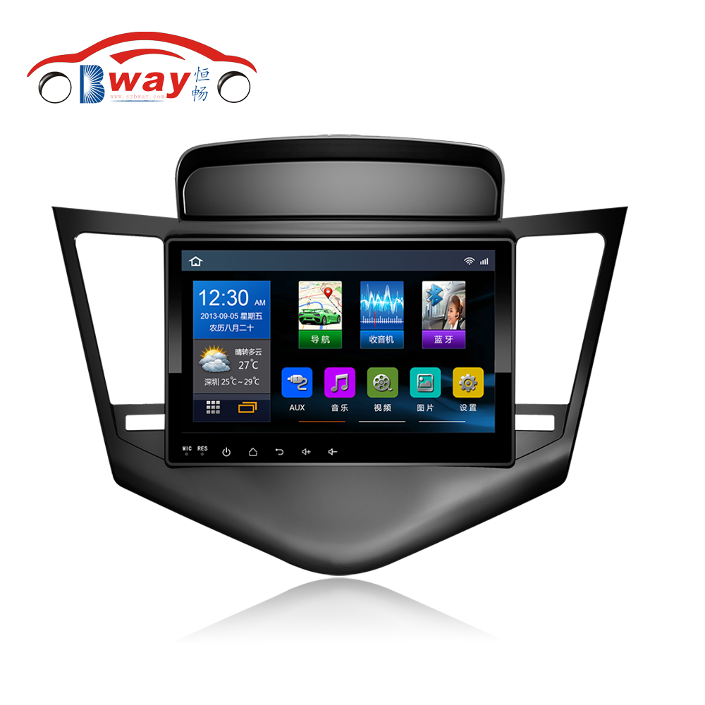 Free shipping 9 car radio for Chevrolet Cruze old android 5.1 car dvd player with bluetooth,GPS Navi,SWC,Mirror link,DVR автомобильный dvd плеер s100 dvd cruze bluetooth gps swc