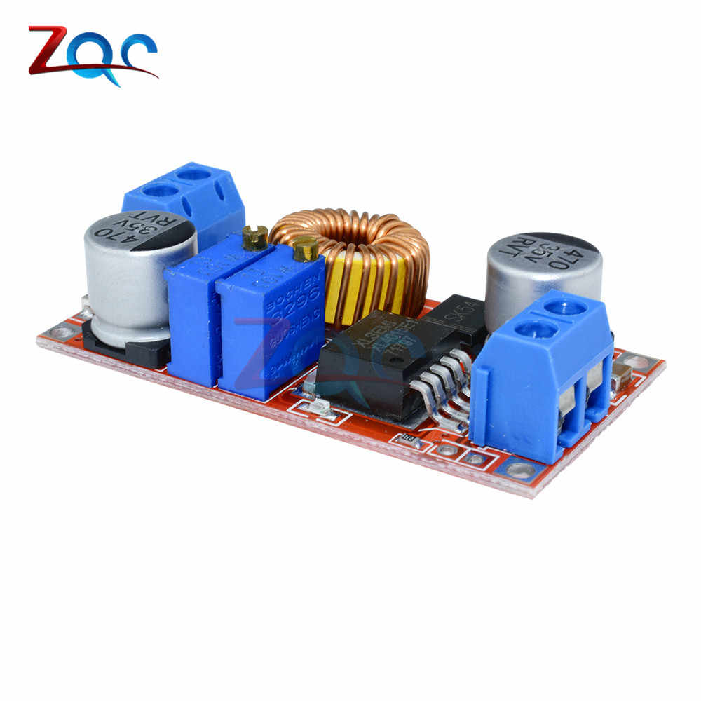 Original xl4015 e1 5a dc para dc cc cv bateria de lítio step down placa de carregamento led conversor de energia módulo carregador de lítio