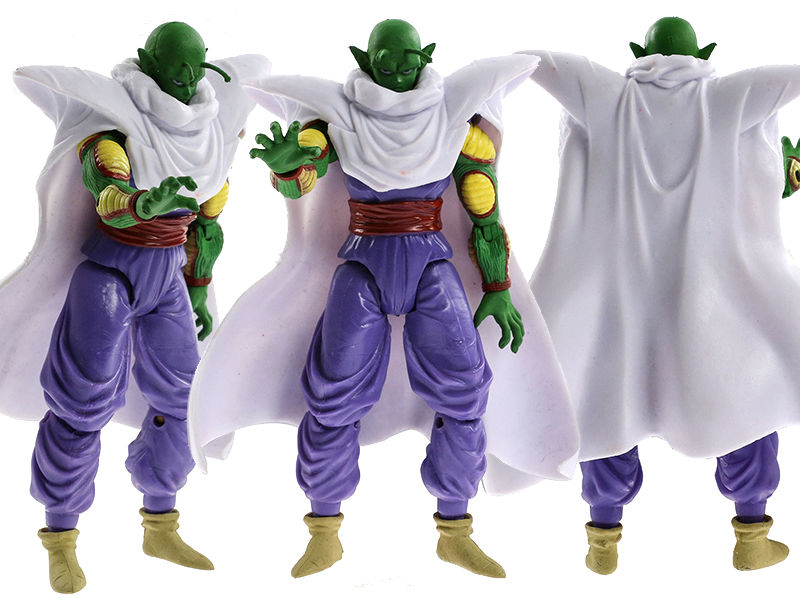 8Pcs Action Figures Toys Kids Gifts Toy Pvc Collections Christmas Model For Dragonball Z Dragon Ball DBZ Joint Movable