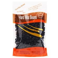 300g Black beans No Strip Depilatory Hot Film Hard Wax Pellet Waxing Bikini Face Hair