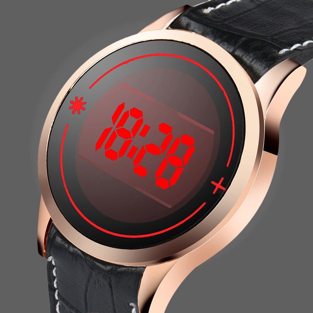Led часы наручные купить