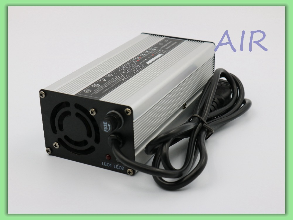 120w54.6V2A lithium battery charger for electric vehicles