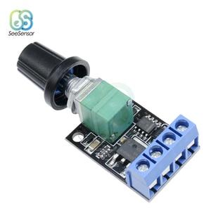 Stufenlose DC Motor Speed Controller 10A PWM Geschwindigkeit Regler LED Dimmen Speed Control Led Regler Schalter 5 V-16 V