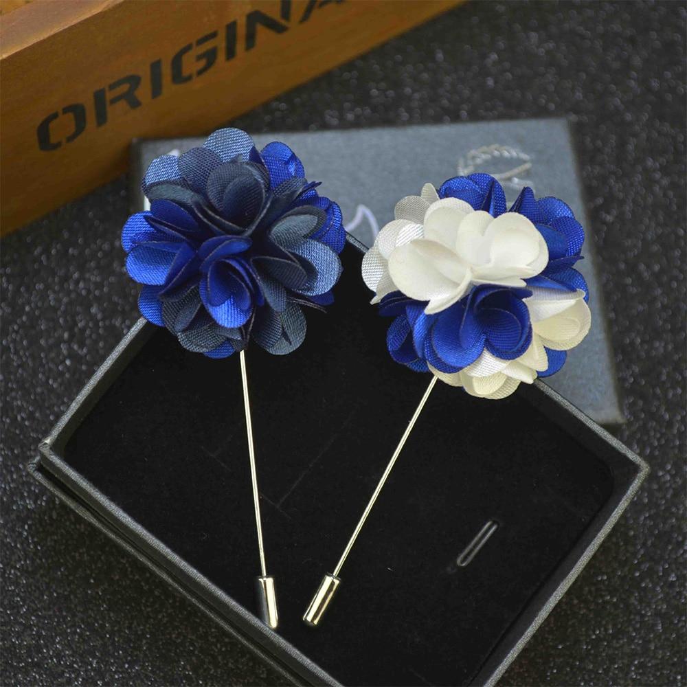 Mens jacket brooch - Aliexpress Com Buy Mdiger Men Lapel Flower Pin Brooches For Suits Multi Color Men Wedding Flower Corsage Jacket Lapel Pin Brooches For Men Suits From