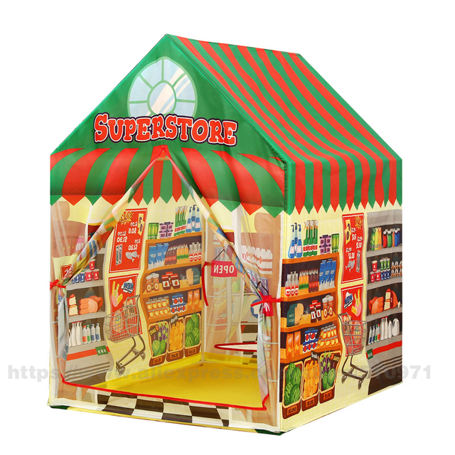 Kids toys tents Foldable Portable Boy Girl Princess Castle Indoor Outdoor Play Tents play mat Rug  sc 1 st  AliExpress.com & Kids toys tents Foldable Portable Boy Girl Princess Castle Indoor ...