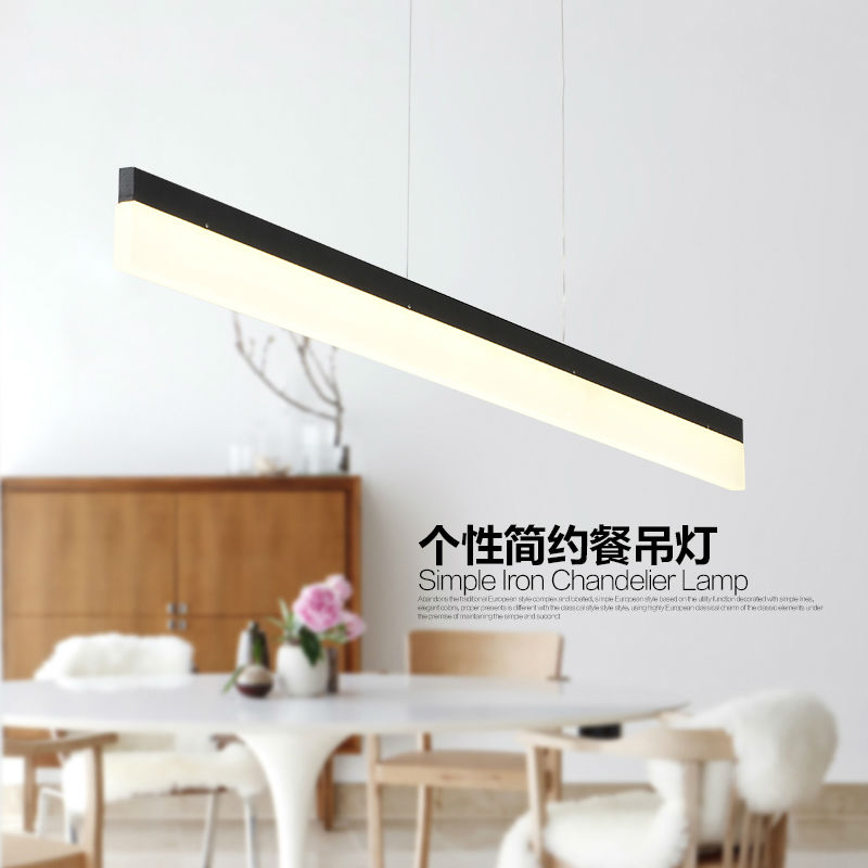 modern led pendant lights for Dining room bar light Length 100cm pendant lamp suspension luminaire Light Fixture 20W LED bulbs modern pendant lights for children kids room bedroom lighting suspension luminaire basketball e27 bulb lamp led pendant light