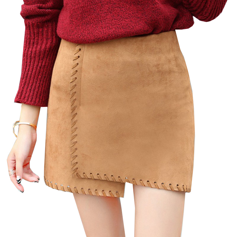 High Quality Suede Skirts-Buy Cheap Suede Skirts lots from High ...