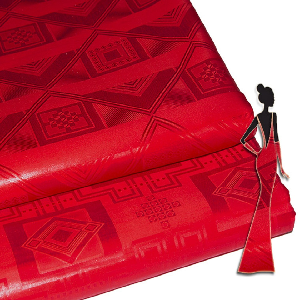 African Bazin Riche 2019 Nouveau Fabric Guinea Brocade 100 Cotton Damask Abaya Fabric Getzner Quality FEITEX