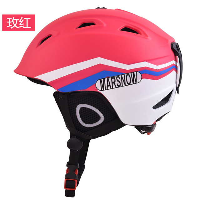 Marsnow Skiing And Snowboarding/motorcyle Horse Riding Paintball Motocross Head Protective Gear Helmet For Men And Women