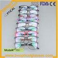 151 tamanho grande de plástico armações de óculos de prescrição óculos de miopia hipermetropia óculos óculos