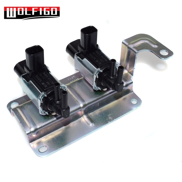Ford Focus Intake Manifold Solenoid Details about Vacuum Solenoid