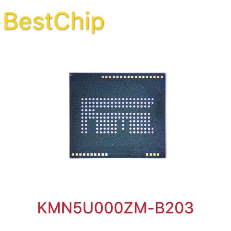 2 шт./лот KMN5U000ZM-B203 EMMC