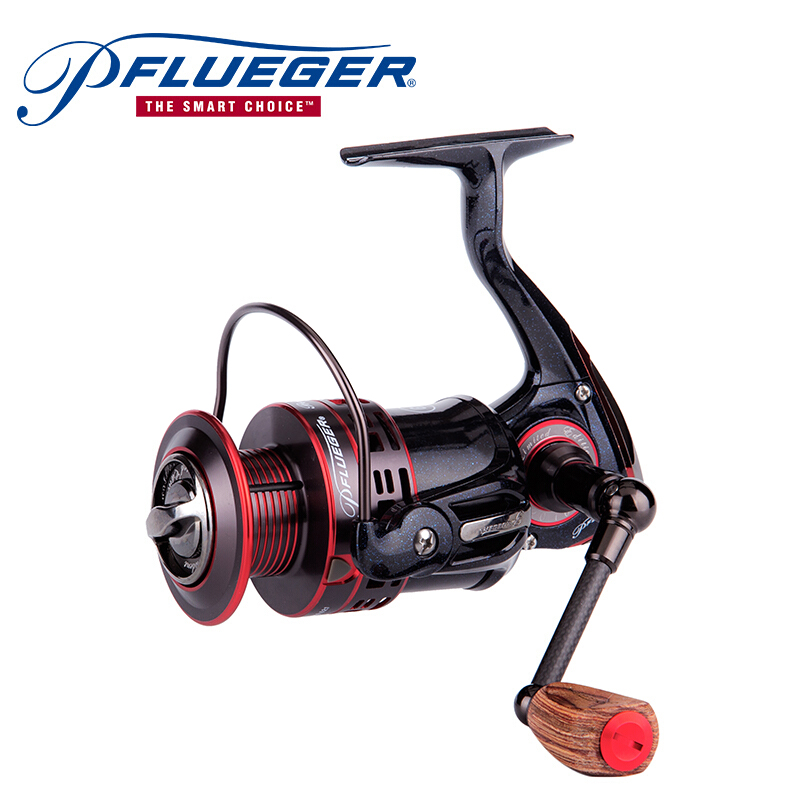 Pflueger President Limited Edition 2000-4000 Spinning Fishing Reel Front-Drag Fishing Reels 9+1BB 5.2:1/6.2:1 Fishing Accessary