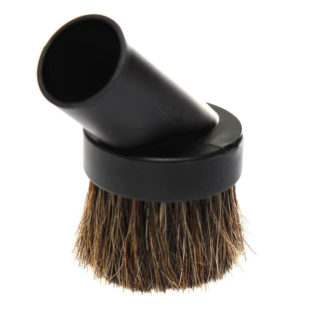 2016 New Arrival 32mm Home Horse Hair Dusting Brush Dust Clean Tool Attachment Vacuum Cleaner Round 60 hanks stallion violin horse hair 7 grams each hank 32 inches in length