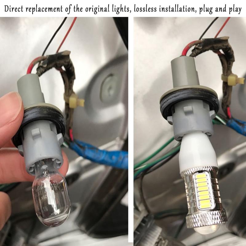 JSTOP 2013-14model RangeRover yüksek kalite autolight led lamba - Araba Farları - Fotoğraf 5