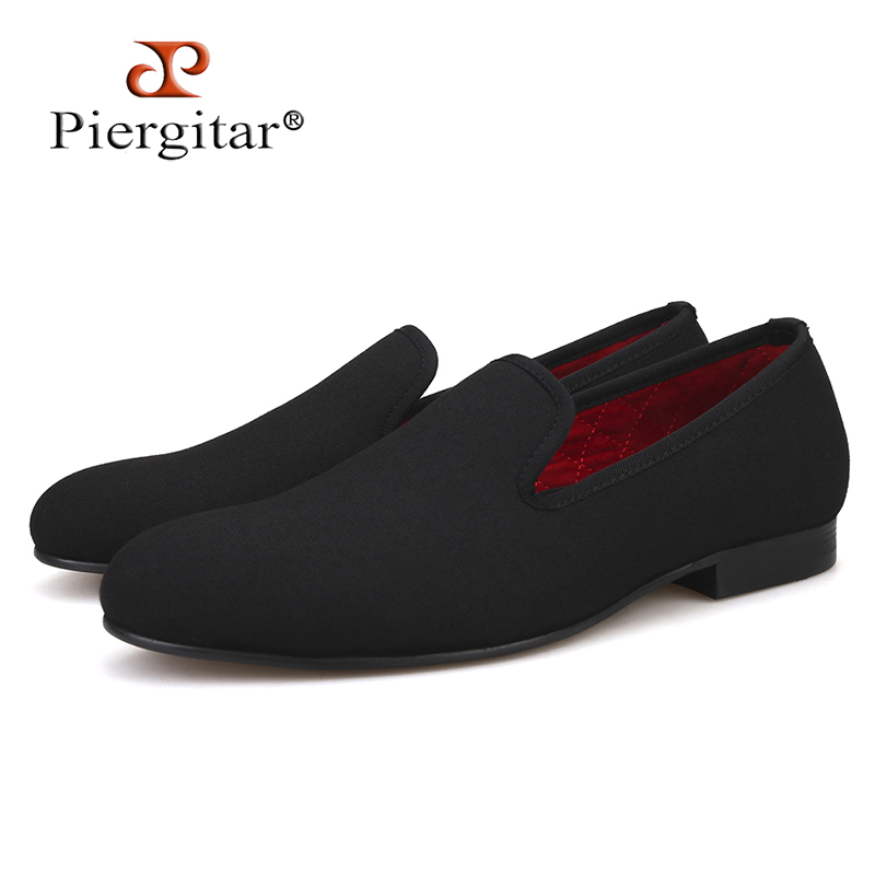 Piergitar New Four Colors Men Special Hemp Handmade Shoes Men Plus Size Slip-On Party and Prom Loafers Fashion Men Flats piergitar 2017 new handmade men loafers with tie design fashion prom and banquest men smoking slippers plus size male flats