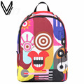 2016 VN Brand Free Shipping Casual 3D Printing Backpacks For Teenagers School Bags For Girls New Fashion Backpacks Best Gifts