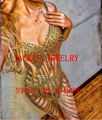 VENDA QUENTE! Moda frete Grátis B665 Mulheres Correntes de Ouro Jóias Design Exclusivo Cadeias Do Corpo Jóias de Vestir 3 Cores
