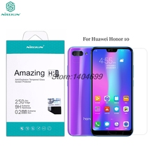 Screen Protector Huawei Honor 10 Tempered Glass Nillkin H+Pro 0.2mm 2.5D Glass For Huawei Honor 10 Gift Camera Film