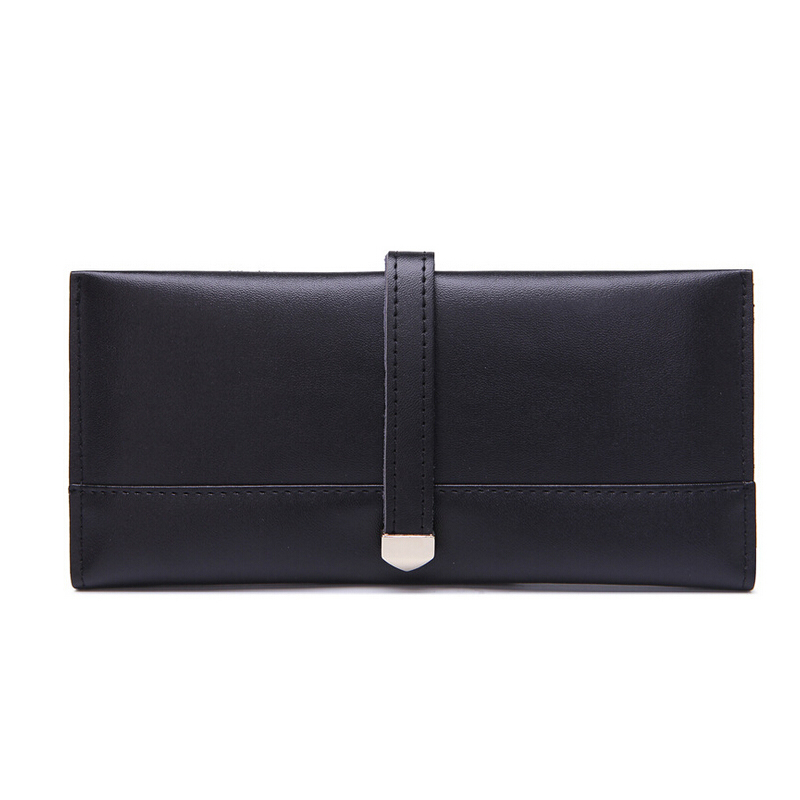 Fashion Women Wallets PU Leather Bag Money Coin Purse With Credit Card Holder Female Clutch Dollar Price Carteras Mujer