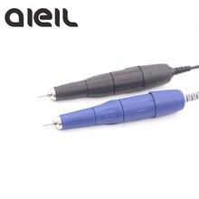 Güçlü 210 105L/102L kolu tırnak matkap 35000 kalem makinesi için manikür tırnak delme makinesi el aleti aparatı manikür araçları