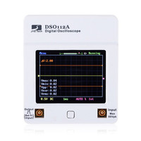 DSO 112A TFT LCD Touch Screen Digitale Portatile Oscilloscopio Mini Interfaccia USB Oscilloscopio 2 MHz 5 Msps
