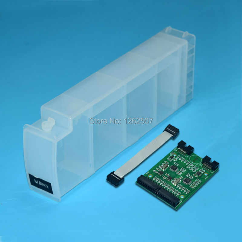 hp 91 Chip Decoder With hp z6100 Refill Cartridge