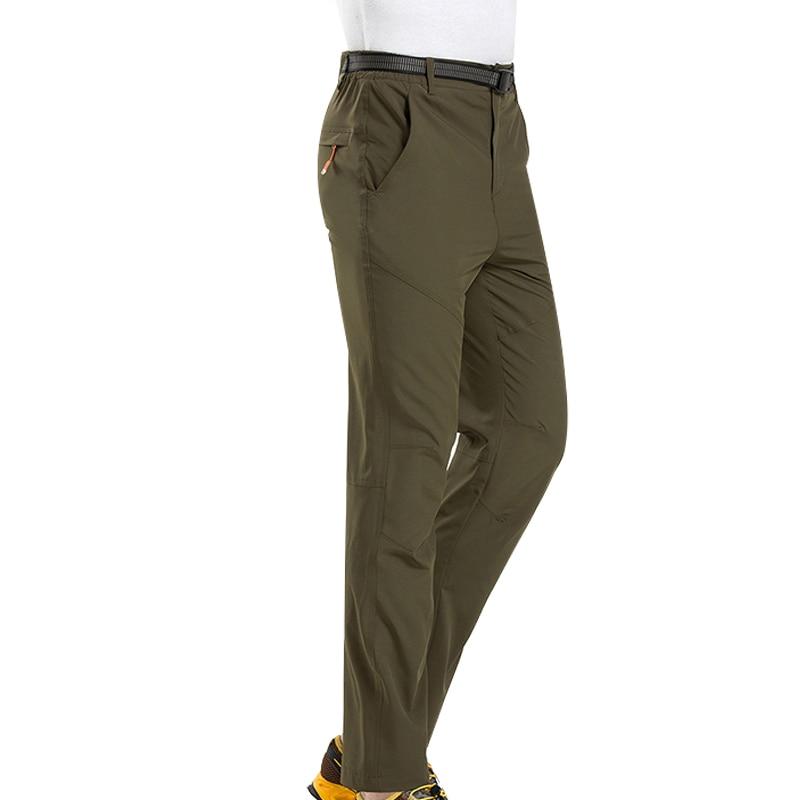 MOUNT CONQUER Hombres Verano Pantalones de excursionismo al aire - Ropa deportiva y accesorios - foto 3