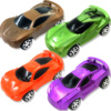 4Pcs Hot Wheels Pull Back Car Toys For Children Lovely Cute Mini Racing Car Best Price & High Quality Birthday Gift Random Color