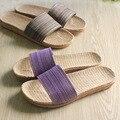 Mujer Hombre Primavera Verano Parejas Zapatillas de Casa Los Zapatos de Interior Para Las Niñas Damas Casa Dormitorio Baño Pisos Inferiores Suaves