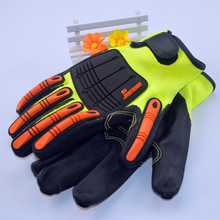 Best lower resistant security HPPE work gloves.