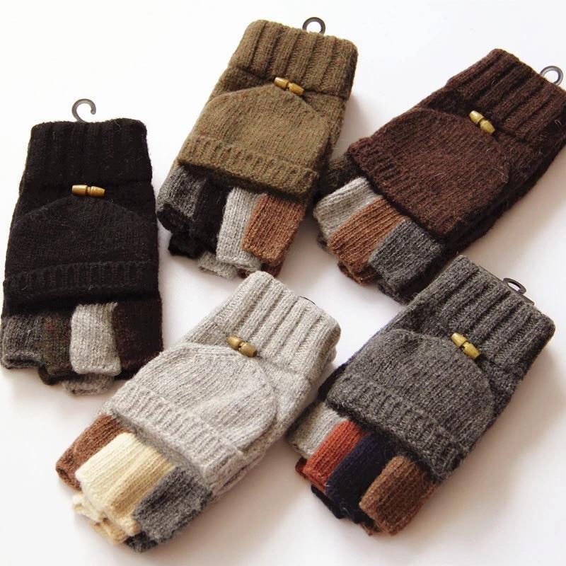 Amazoncom fingerless gloves for men