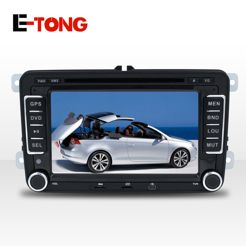 2 din universal car dvd gps player stereo radio headunit. Black Bedroom Furniture Sets. Home Design Ideas