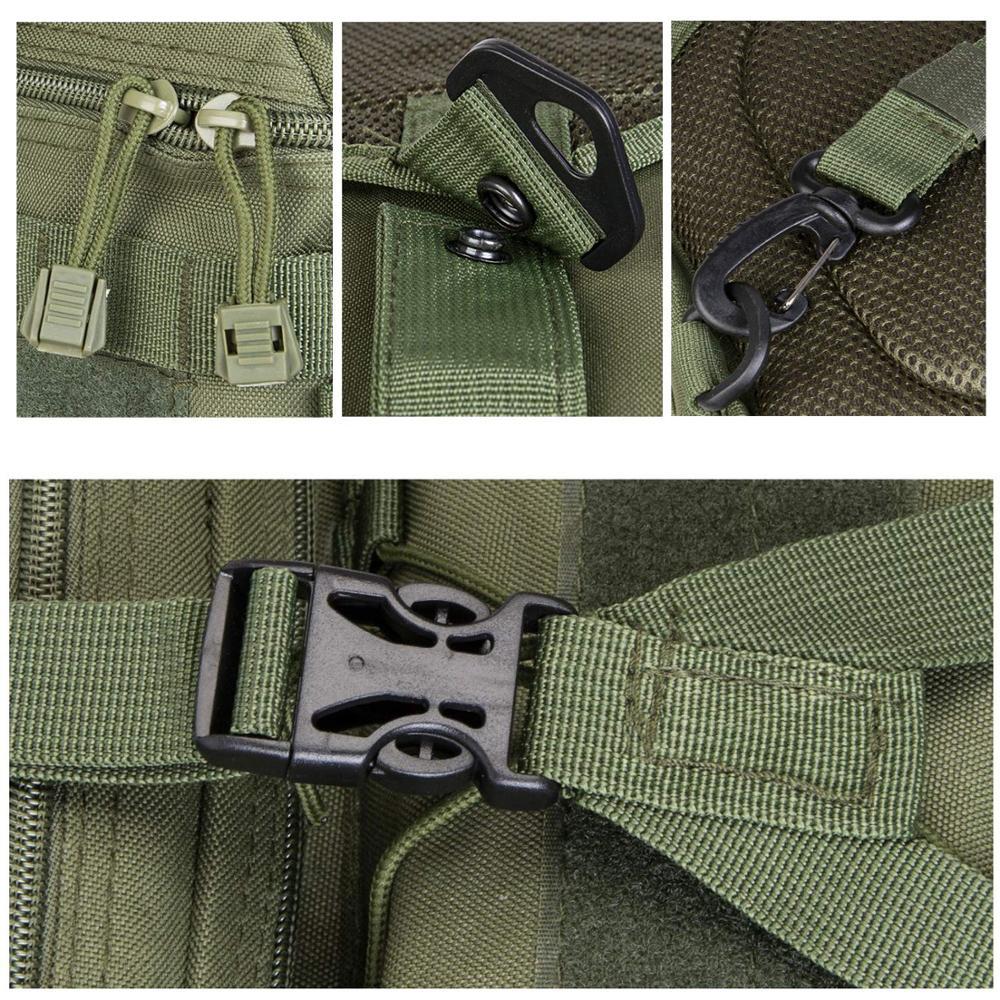 ombro estilingue mochila edc molle assalto gama saco ao ar livre daypack 05