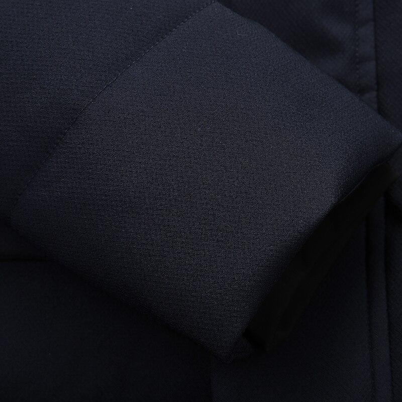 Hommes Coton Nouvelle Qualité Marque 8xl Automne Manteau Vêtements Beige Mode Parkas Arrivée Long 2018 Mâle black Épais Veste 10xl De 5xl Hiver 6xl pIzxqWp7Sw