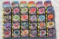 New Arrive!! In stock Children's fashion Christmas toys 24 different style Metal Beyblade Without Launcher
