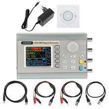 New 60MHz JDS2900 Handheld Dual Channel DDS Function Signal Generator Pluse Signal Source fy1000s function signal generator dds signal source 60mhz frequency counter dual ttl output