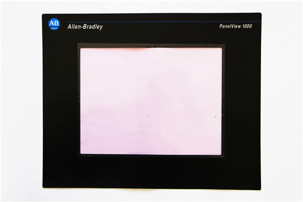 ALLEN BRADLEY 2711 T10C PANELVIEW 1000 TOUCH SCREEN REPLACEMENT COVER 2711 T10G OVERLAY HAVE IN STOCK