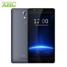 """Leagoo T1 LTE 4 г смартфон отпечатков пальцев ID 5.0 """"Android 6.0 MT6737 4 ядра Оперативная память 2 ГБ Встроенная память 16 ГБ 13MP Dual SIM GPS мобильного телефона"""