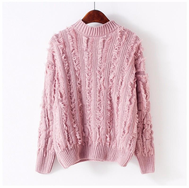 tassel sweater 04