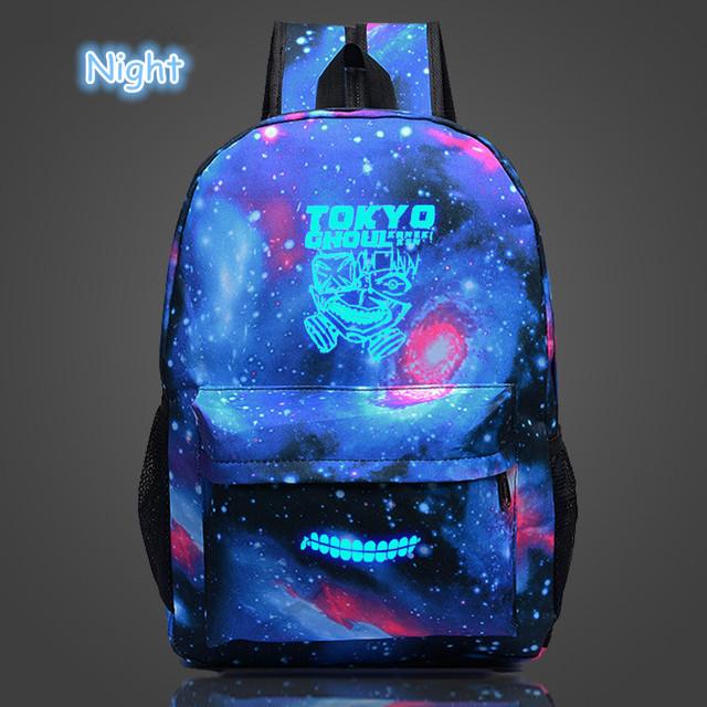 Tokyo Ghoul Luminous Printing Backpack